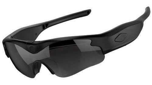 davideo rikor video camera sunglasses