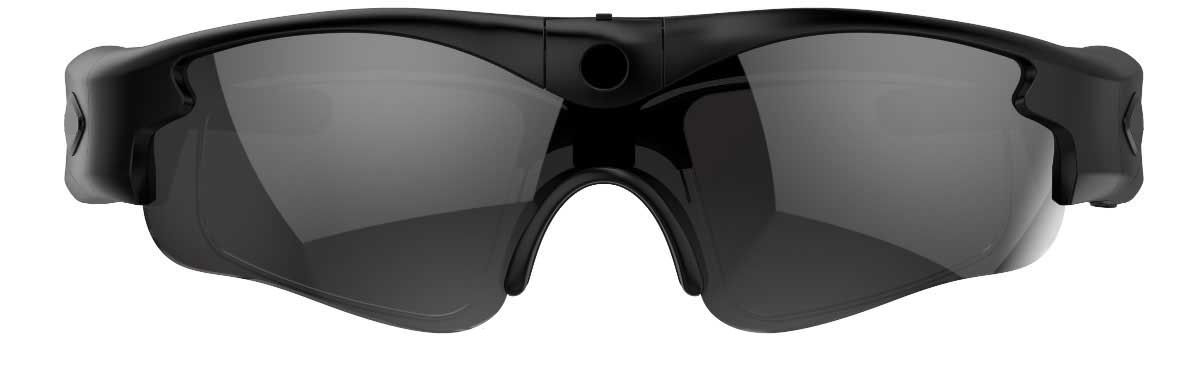 video camera glasses