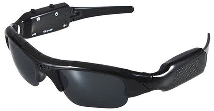 video sunglasses
