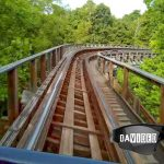 The Beast Roller Coaster Photos