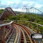 The Beast Roller Coaster Photos